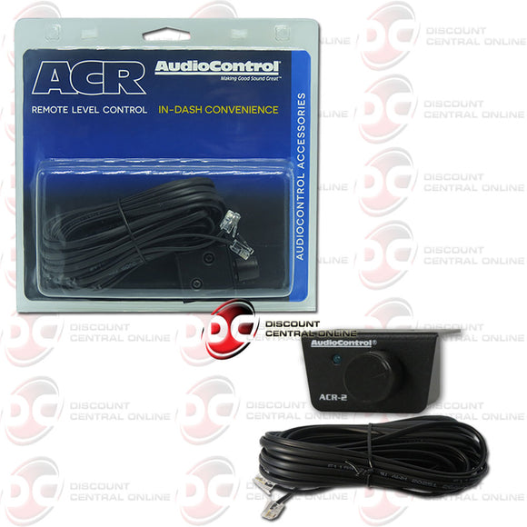 AUDIOCONTROL ACR-2 WIRED REMOTE FOR SELECT AUDIOCONTROL PROCESSORS