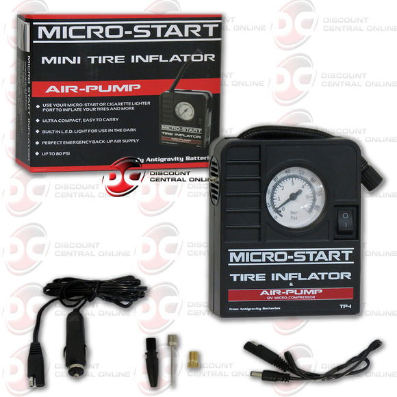 Antigravity Micro Start AGMSA-9 Tire Inflator Air Pump