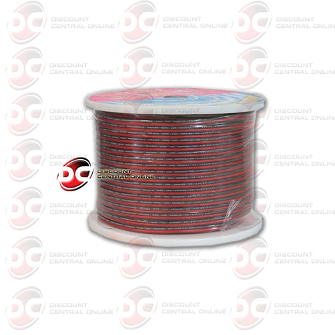 DNF 14 GAUGE 250FT SPEAKER WIRE RED/BROWN