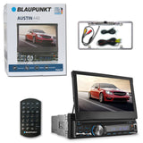 "Blaupunkt Austin440 7"" 1-Din  Car CD/DVD Receiver with Bluetooth (With Back-Up Camera)"