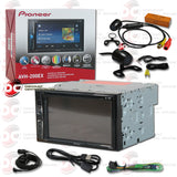 "Pioneer 2-DIN AVH-200EX 6.2"" Car DVD CD Receiver with Bluetooth (with Back-up Camera)"