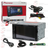 "Pioneer AVH-210EX 2-Din 6.2"" Car AM/FM/CD/DVD/USB Receiver With Bluetooth (With Back-up Camera)"