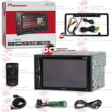 "Pioneer AVH-211EX 2-Din 6.2"" Car AM/FM/CD/DVD Receiver With Bluetooth (With Back-up Camera)"