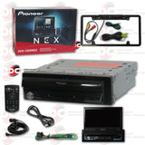 "Pioneer 1DIN AVH-3300NEX 7"" Car DVD CD Receiver with Apple CarPlay, Android Auto & Bluetooth (with Back-up Camera)"