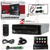 "PIONEER AVH-3500NEX 1-DIN 7"" MOTORIZED TOUCHSCREEN CAR CD/DVD/USB RECEIVER WITH BLUETOOTH APPLE CARPLAY (WITH BACK-UP CAMERA)"