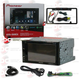"Pioneer 2DIN AVH-500EX 6.2"" Car DVD CD Receiver with Bluetooth & SiriusXM ready (With Back-up Camera)"