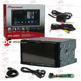 "Pioneer AVH-600EX 2-DIN 7"" DVD CD Car Stereo with Bluetooth & AppRadio Mode (With Back-up Camera)"