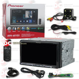 "Pioneer AVH-601EX 2-Din 7"" CD/DVD Receiver with Bluetooth"