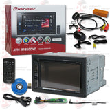 "Pioneer AVH-X1850DVD 2-DIN 6.2"" CD DVD Car Stereo with Mirrorlink Appradio & Bluetooth (WITH BACK-UP CAMERA)"