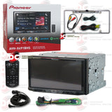 "Pioneer AVH-X491BHS 2-Din 7"" Car CD/DVD Receiver with Bluetooth"