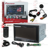 "Pioneer 2DIN AVH-X595BT 7"" Car DVD CD Receiver Mirrorlink & Appradio with Bluetooth"