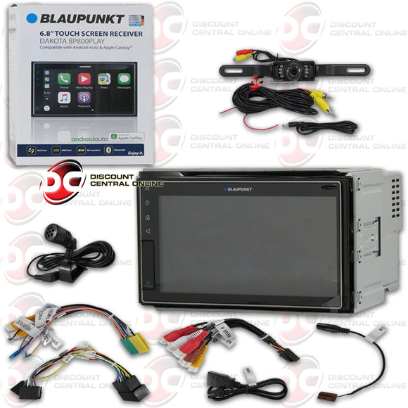 BLAUPUNKT BP800PLAY 2-DIN 6.8