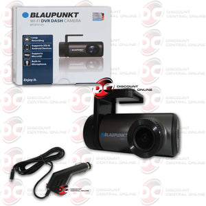 BLAUPUNKT BPDF9105 SINGLE LENS WIFI DVR DASH CAMERA HD WITH BUILT-IN MICROPHONE
