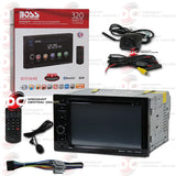 "Boss BV9364B Car 2-Din 6.2"" Car CD/DVD/USB Receiver with Bluetooth (With Back-up Camera)"