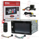 "Boss BV9366B 6.2"" 2-Din Car CD/DVD/USB Receiver with Bluetooth (With Back-Up Camera)"