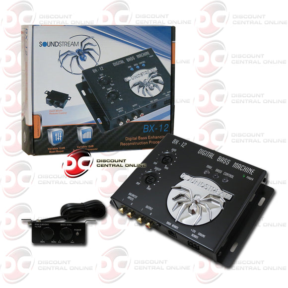 Soundstream BX-12 Car Digital Bass Processor