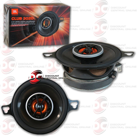 "JBL Club 3020 3-1/2"" 2-way Car Speakers (Pair)"