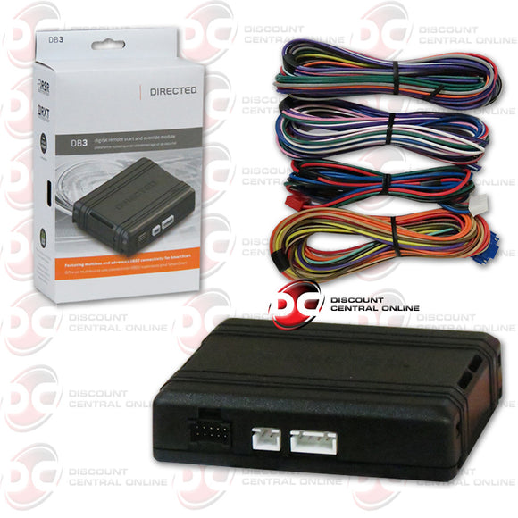 Directed DB3 Remote Start, Door Lock And Override  Interface Module