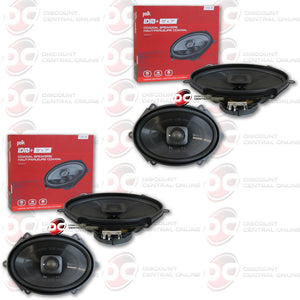 "4x Polk Audio DB572 5""x7"" Car Audio Speakers"