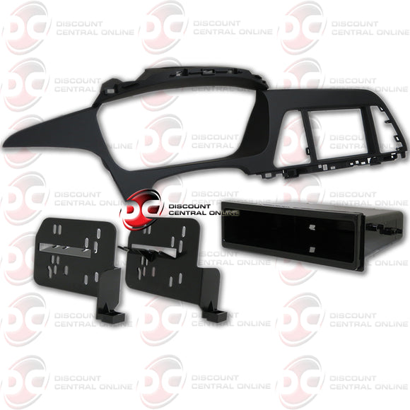 METRA DP-7363B CAR 2-DIN OR 1-DIN DASH KIT FOR SELECT 2015-UP HYUNDAI SONATA