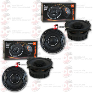 "JBL GTO429 4"" 2-Way GTO Grand Touring Series Coaxial Car Audio Speakers (2 Pairs)"
