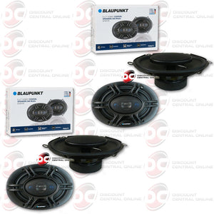 "4x Blaupunkt GTX570 5"" X 7"" Car Audio Speakers"