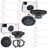 "JBL GX963 6""x 9"" 3-Way Car Audio Coax Coaxial Speakers"