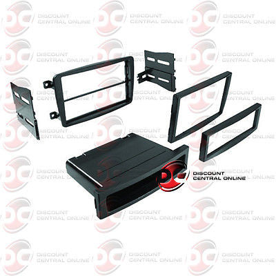 CAR SINGLE/ DOOUBLE DIN INSTALLATION DASH KIT FOR 2009-2012 MERCEDES C-CLASS