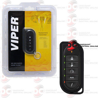VIPER 7254V REPLACEMENT COMPANION REMOTE FOR 5701, 5301, 3203, 4202V & 5204V