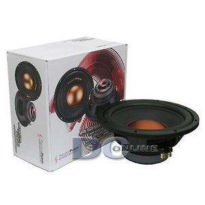 "PRECISION POWER PPI A.12SQ 12"" DUAL CAR AUDIO SUBWOOFER"