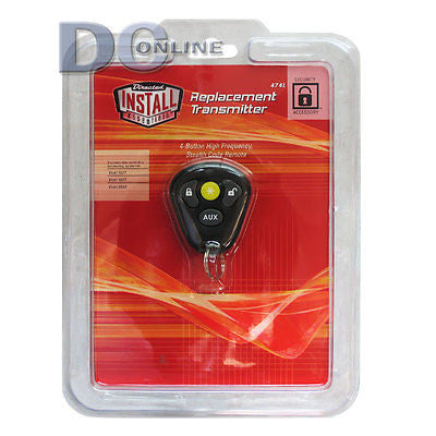 DIRECTED 474T REPLACEMENT REMOTE TRANSMITTER