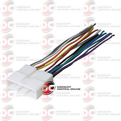 WIRING HARNESS FOR SELECT 1990-2000 ACURA/ HONDA VEHICLES