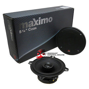 "MOREL Maximo 5C 5.25"" 2-WAY CAR AUDIO COAXIAL SPEAKERS (PAIR) Maximo5C"