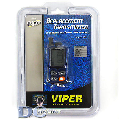 VIPER 479V REPLACEMENT REMOTE TRANSMITTER 2-WAY