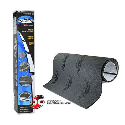 "DYNAMAT 11101 1/8"" THICK 32"" x 54"" DYNALINER HIGH PERFORMANCE INSULATION KIT"