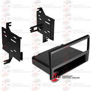 CAR SINGLE DIN INSTALLATION DASH KIT FOR SELECT 2009-2012 NISSAN AND SUZUKI
