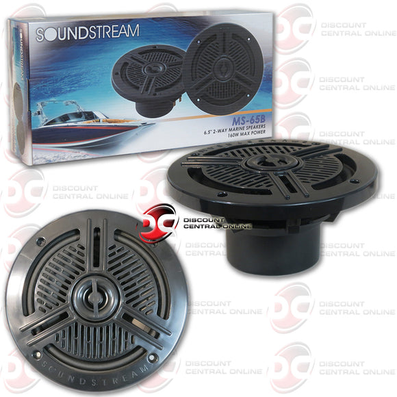 SOUNDSTREAM MS-65B 6.5