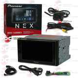 "Pioneer 2DIN MVH-1400NEX 6.2"" Car Digital Multimedia Receiver Apple Carplay with Bluetooth (with Back-up Camera)"