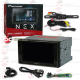 "Pioneer 2-Din 6.5"" MVH-1400NEX Car Digital Media Receiver with Bluetooth"
