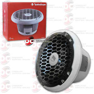 "ROCKFORD FOSGATE PM212S4 12"" 600W SINGLE 4-OHM MARINE SUBWOOFER IN WHITE (PUNCH M2 SERIES)"