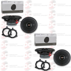 "INFINITY PR6512is 6.5"" 2-WAY CAR COAXIAL SPEAKERS (2 PAIRS)"