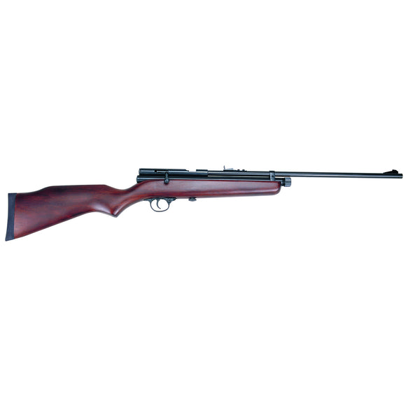 BEEMAN QB78 .22 CALIBER WOOD STOCK CO2 POWERED SINGLE SHOT PELLET BOLT ACTION AIR RIFLE