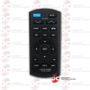 Alpine RUE-4350 Remote