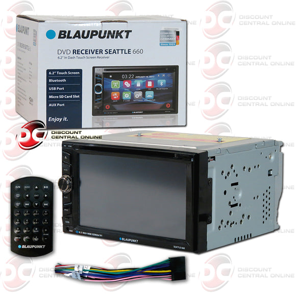 Blaupunkt Seattle660 6.2