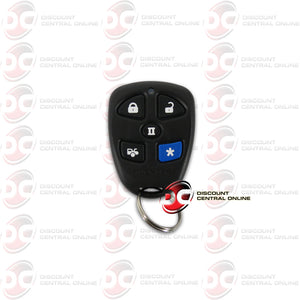 SILENCER SLRF41 5-BUTTON REPLACEMENT REMOTE