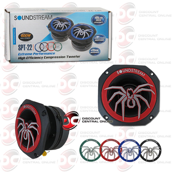 Soundstream SPT-22 1.75