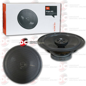 "JBL Stage 602 6-3/4"" 2-way speakers"