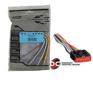 METRA 71-1771 REVERSE WIRING HARNESS FOR 1998-UP FORD,LINCOLN & MERCURY VEHICLES