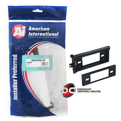AMERICAN INTERNATIONAL CRB-630 CAR STEREO SINGLE DIN DASH KIT (CRB630)