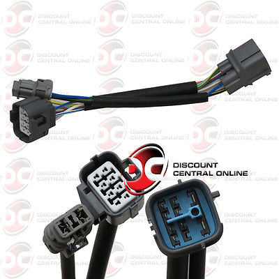 DISTRIBUTOR JUMPER HARNESS OBD2 10 PIN TO 0BD1 DISTRIBUTOR FOR HONDA ACURA